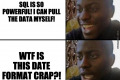 Seriously. Dates suck.