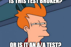 A/A tests