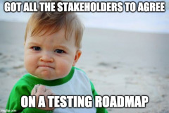All  the  stakeholders agree