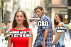 Checkout the traffic on them