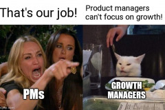 Product vs. Growth