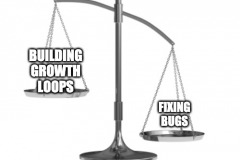 Product should not own growth